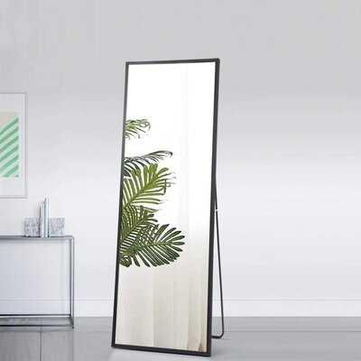 Full-Length Mirror Freestanding Vanity Mirror - Wayfair