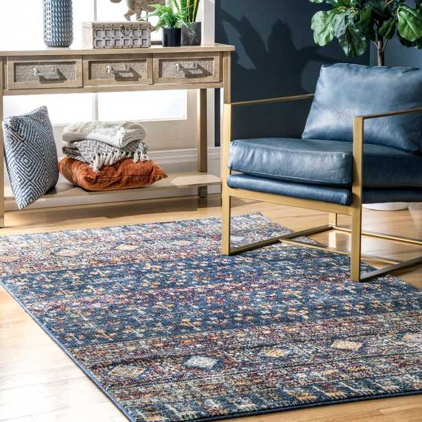 Carter Gothic Striped Area Rug - Loom 23