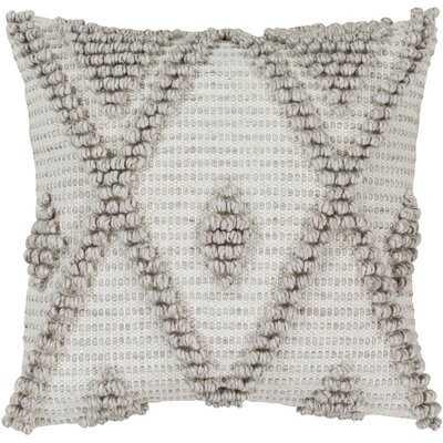 Doraville Geometric Throw Pillow Cover - Wayfair