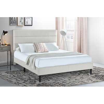 Howle Upholstered Platform Bed - Wayfair