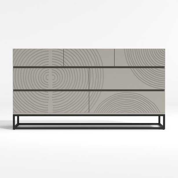 Circulus 7-Drawer Dresser - Crate and Barrel