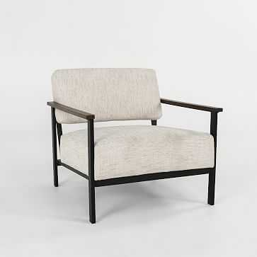 Low Back Lounge Chair - West Elm
