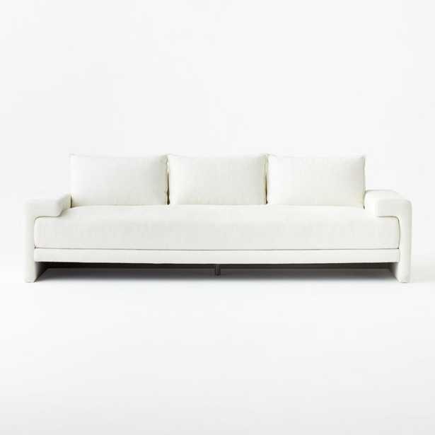 Camden Nomad Snow Sofa - CB2