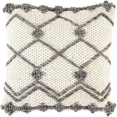 Morell Throw Pillow in , No Fill - AllModern