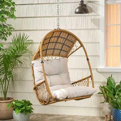 Berkshire Swing Chair With Cushion - Birch Lane
