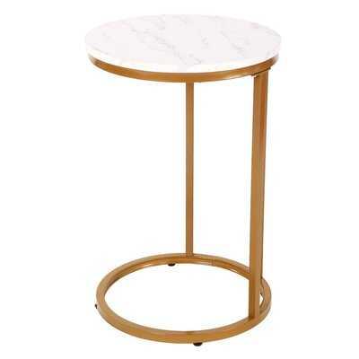 Ginnie C Table End Table - Wayfair