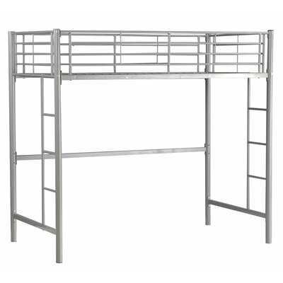 Maximo Twin Loft Bed - Wayfair