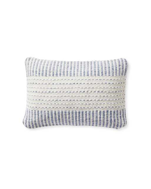 Alba Pillow Cover - Serena and Lily
