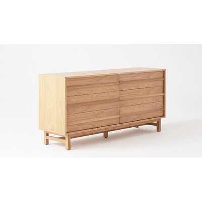 Marcel 6 Drawer Double Dresser - AllModern
