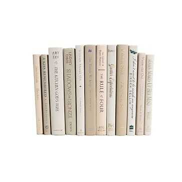 Modern Decorative Book, Beach - West Elm