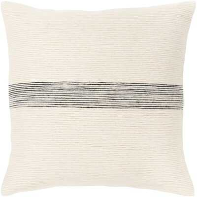 Westerly Cotton Throw Pillow Cover - Wayfair