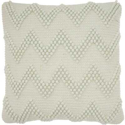 Aguilera Chevron Pillow - AllModern