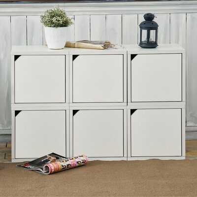 Galligan Cube Bookcase - Wayfair