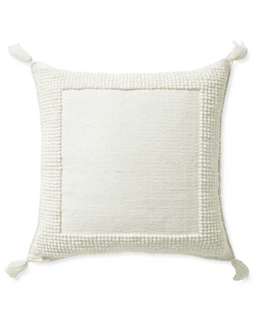 Montecito Floor Pillow - Serena and Lily