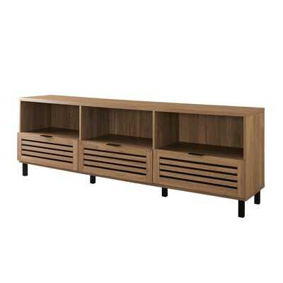 Nena TV Stand for TVs up to 78 inches - Wayfair