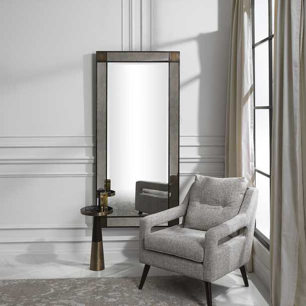 Newcomb Leaner Mirror - Hudsonhill Foundry