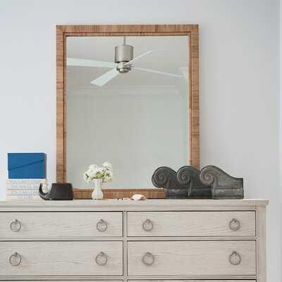 Long Key Mirror - Wayfair