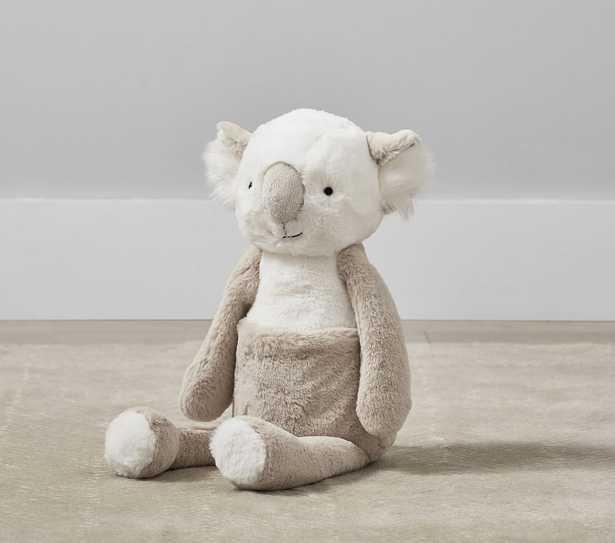 Koala Cuddle Plush, Grey - Pottery Barn Kids
