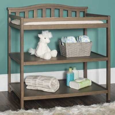 Quiana Changing Table with Pad - Wayfair