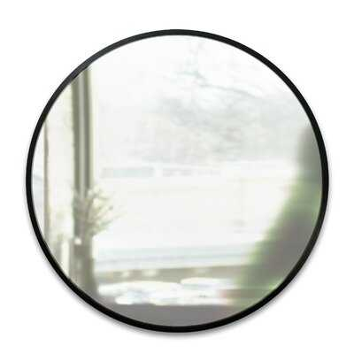 "Hub 37"" Modern and Contemporary Accent Mirror - Birch Lane"