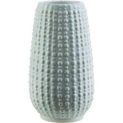Glenville Cylinder Ceramic Table Vase - AllModern