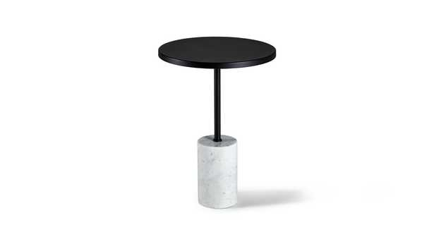 Narro Black Side Table - Article