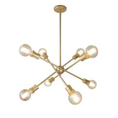 Muldoon 8 - Light Sputnik Sphere Chandelier - Wayfair