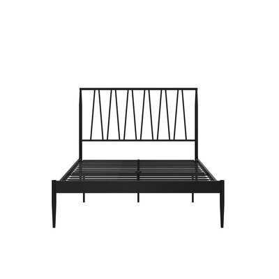Mercedes Metal Bed - Wayfair