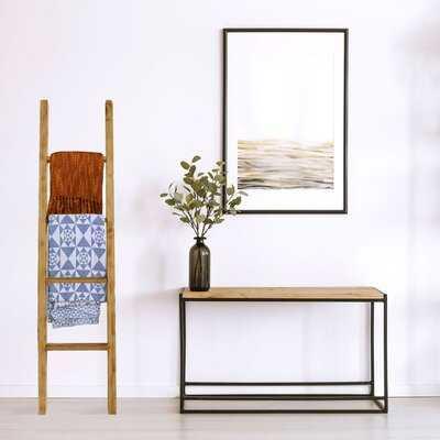 Barnwood Decor Collection Vintage Blanket Ladder - Birch Lane