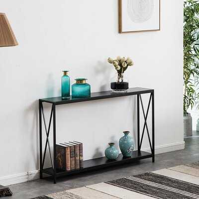 "Raemon 47"" Console Table - Wayfair"