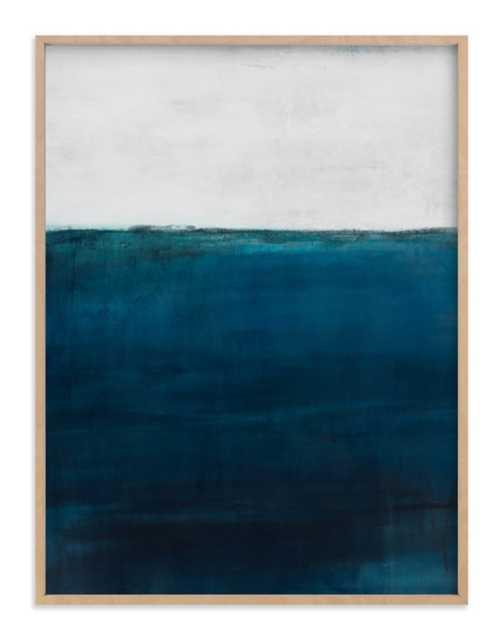 Below The Sea Art Print - Minted
