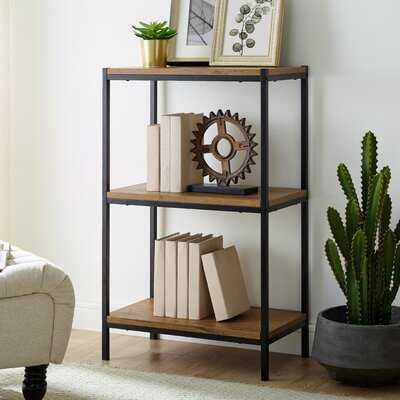 Harless Etagere Bookcase - Wayfair