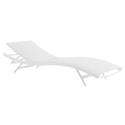 Chipman Outdoor Reclining Chaise Lounge - AllModern