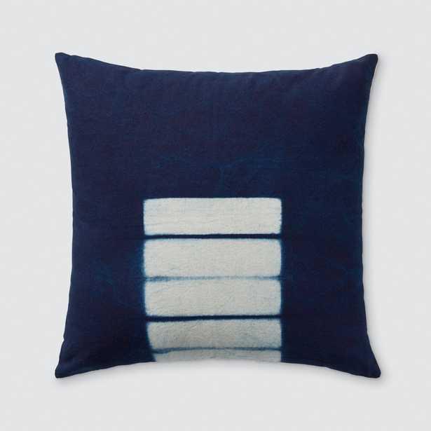Rada Indigo Square Pillow By The Citizenry - The Citizenry