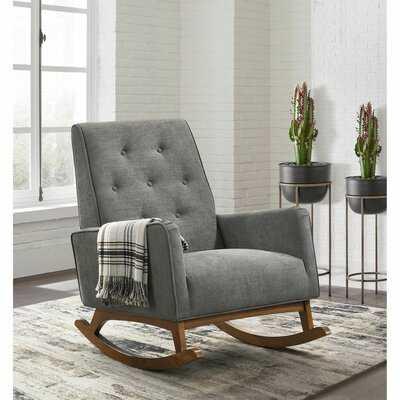 Kamora Rocking Chair - Wayfair
