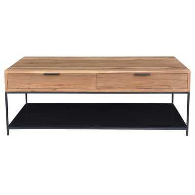 Rothenberg Frame Coffee Table with Storage - AllModern