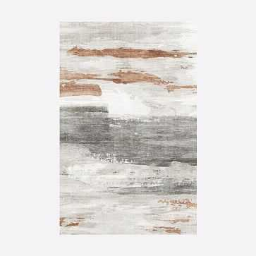 Reflection Rug, Copper, 8'x10' - West Elm