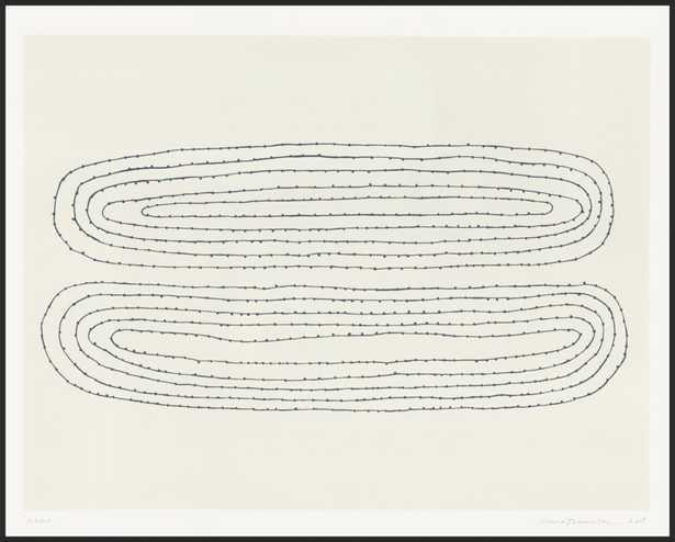 Looped by Emma Lawrenson for Artfully Walls - Artfully Walls