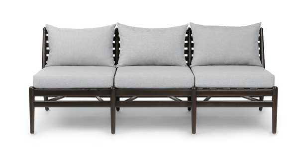 Lagora Bistro Brown Sofa - Article