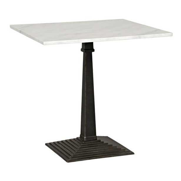 Noir Fadim End Table Color: Dark Metal - Perigold