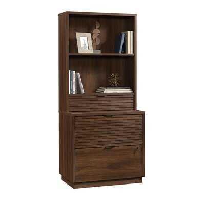 Englewood 65.4'' H x 30.86'' W Standard Bookcase - Wayfair