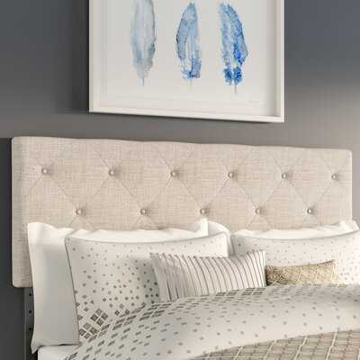 Charlize Upholstered Panel Headboard - Wayfair