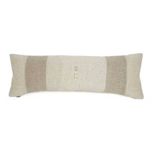Zentique Linen Throw Pillow - Perigold