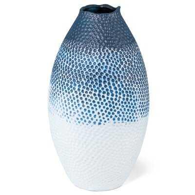 Freeland Large Ceramic Table Vase - Wayfair