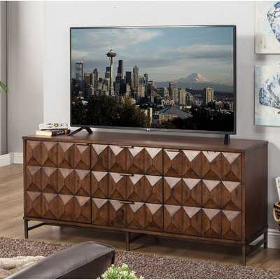 """Drumleckney TV Stand for TVs up to 70"""" - Wayfair"""