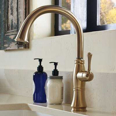 Cassidy Single Handle Kitchen Faucet with Side Spray and Diamond Seal Technology - Birch Lane