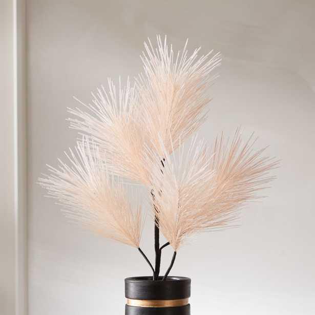 "Pink Pine Stem 34"" - CB2"