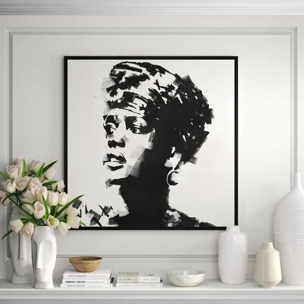 JBass Grand Gallery Collection ' Wise Woman ' by PTM Images Graphic Art on Canvas - Perigold