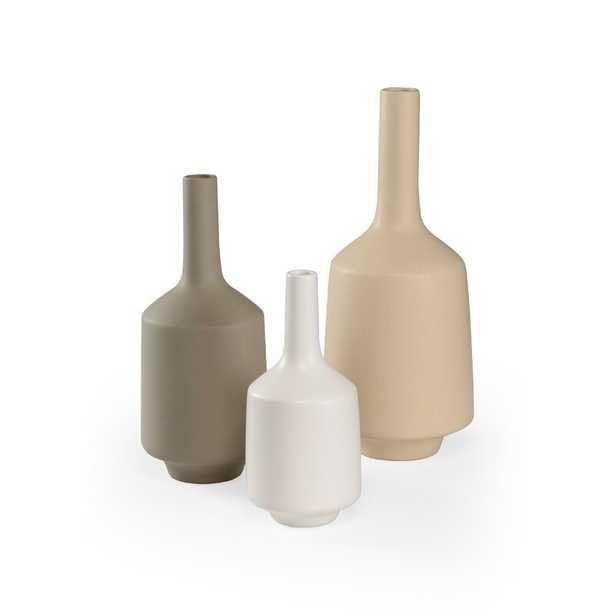Wildwood Madsen 3 Piece Floor Vase Set - Perigold