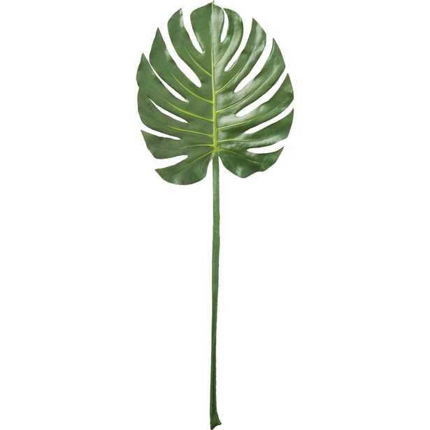 Faux Monstera Leaf - CB2
